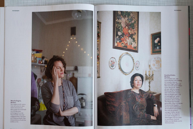 Fotoessay, Welt der Frauen, 2020