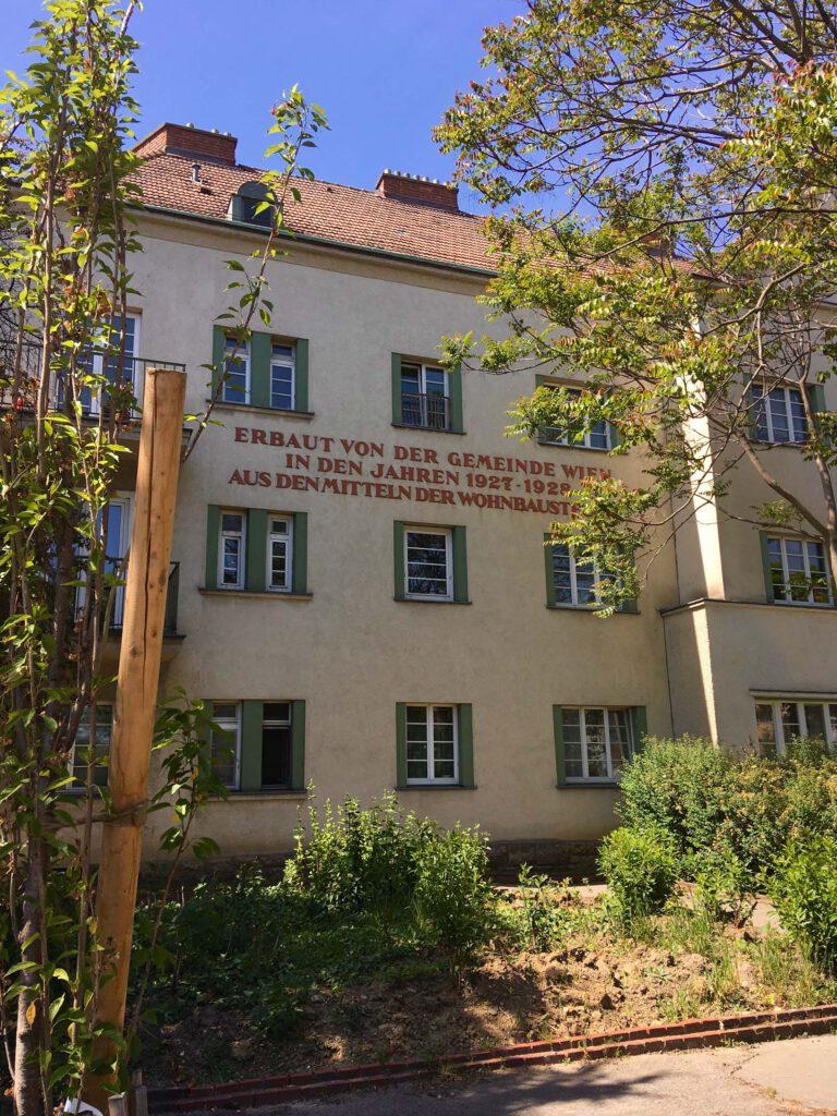 Wohnpartner Wien, 1100